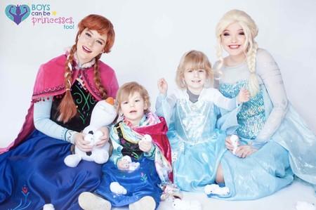 Hermanos Princesas