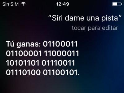 La keynote se acerca y Siri nos da nuevas y divertidas pistas