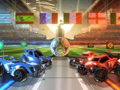 1,1 millones de partidas al día: Rocket League presume de las impresionantes cifras de su primer año