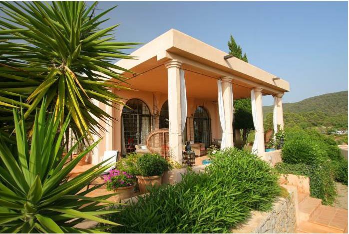 Foto de Casas de Lujo en España: villa en Ibiza (10/14)