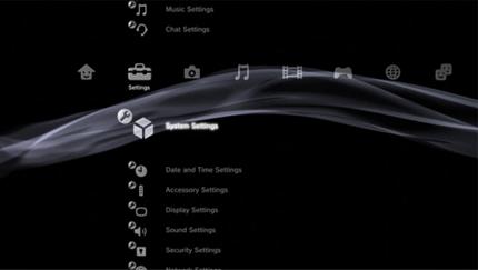 Sony volverá actualizar el firmware de PlayStation 3 en unos días