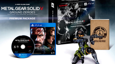 Konami anuncia Metal Gear Solid V: Ground Zeroes Premium Edition