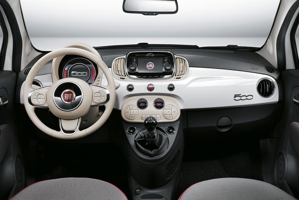 Foto de Fiat 500 2016 (33/41)