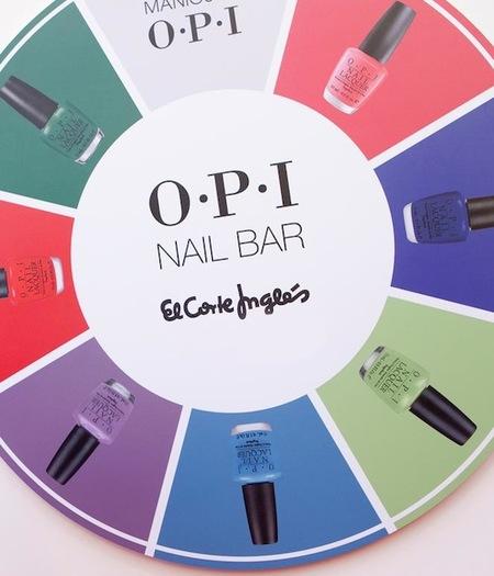 OPI inaugura cuatro nail bars en España, ¡aleluya!