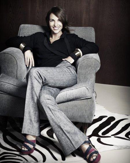 Pantalones Paula Echevarria Blanco
