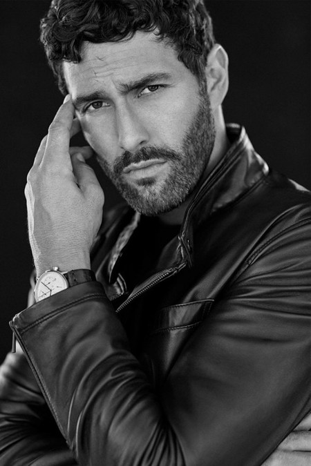 Noah Mills Massimo Dutti Fall Winter 2016 Eveningwear Lookbook 009