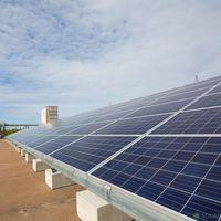 Chernóbil vuelve a producir energía, ahora gracias a una planta solar instalada en la zona radioactiva