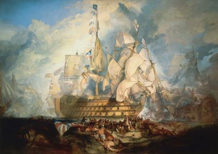 1280px Turner The Battle Of Trafalgar 1822
