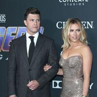 Suenan campanas de boda para Scarlett Johansson tras comprometerse con Colin Jost