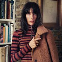 Jamie Bochert protagonista absoluta de la nueva campaña de Karen Millen