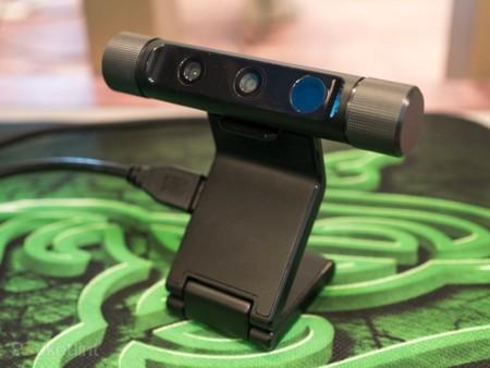 Razer RealSense, la cámara que hará chromakey sin necesidad de una tela verde o azul