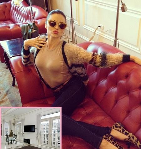 Las Casas de los Famosos: Miranda Kerr vende su 'loft' de lujo. Flynn necesita más espacio...