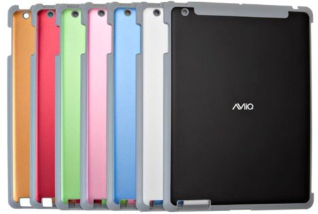 AViiQ Smart Case para iPad 2, colores a tutiplen
