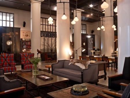 Si Nueva York ya mola de por sí, imagínate visitarla durmiendo en el ACE Hotel New York