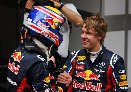Red Bull llega a la madurez