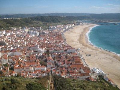 Pueblos con encanto: Nazaré, en Portugal