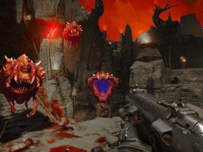 Imagen de la semana: el nuevo Doom con un filtro retro mola bastante más