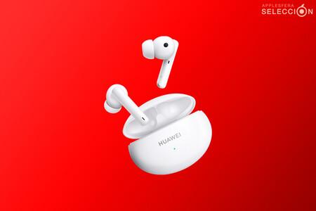 Reserva los nuevos auriculares sin cables Huawei FreeBuds 4i con cancelación de ruido y 10 horas de batería por 69 euros