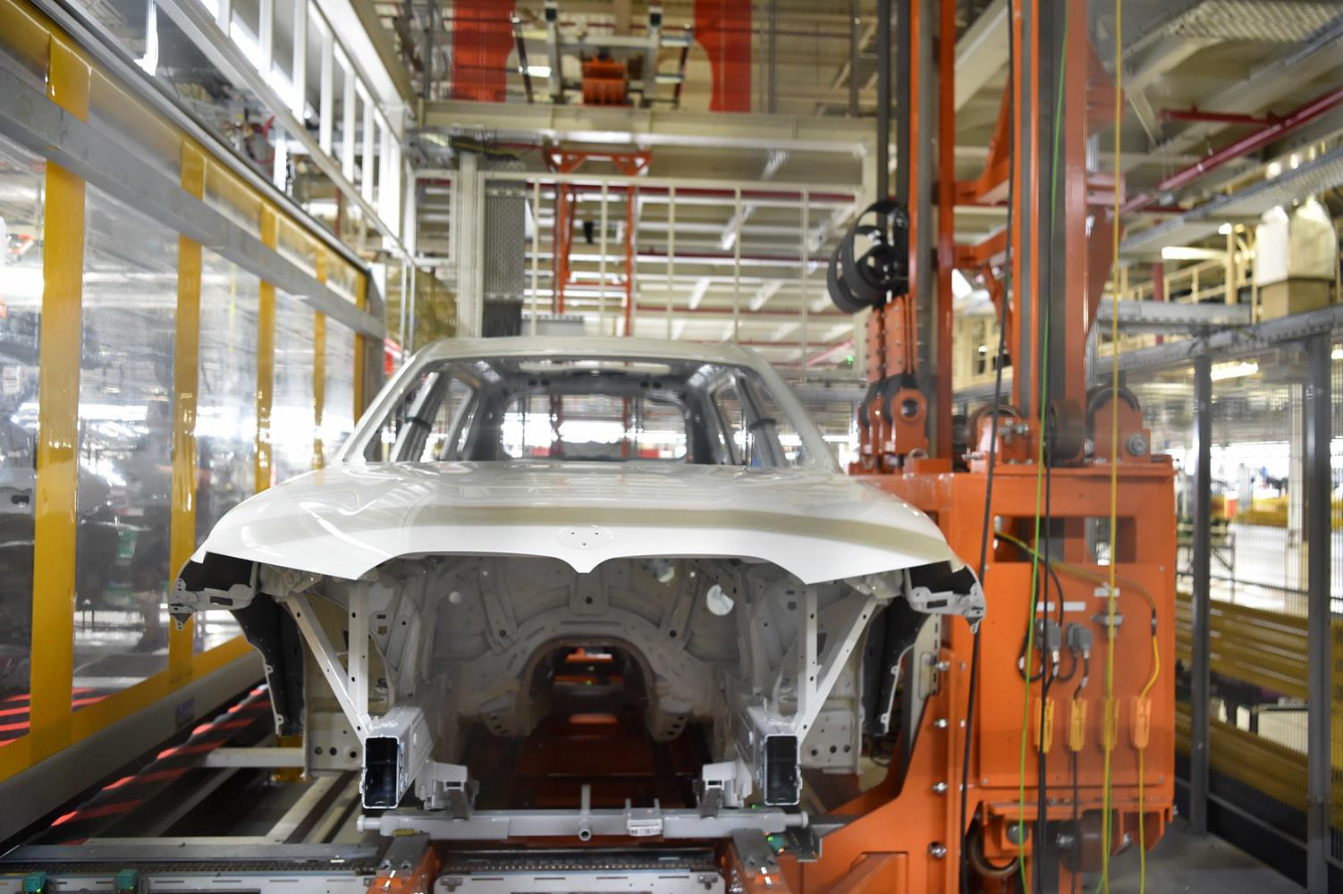 Foto de BMW X7, primeras unidades preserie (6/33)
