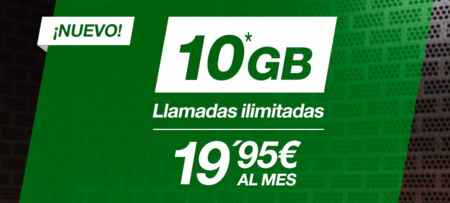 Amena mejora su promoción de verano: la tarifa de 19,95 euros sube hasta los 10 GB