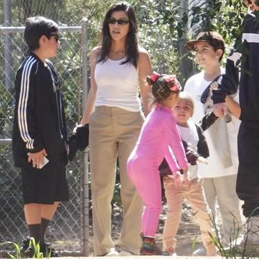 Las más pequeñas de la familia Kardashian demuestran que son unas futuras it girls (y les hacen sombra a sus propias madres)