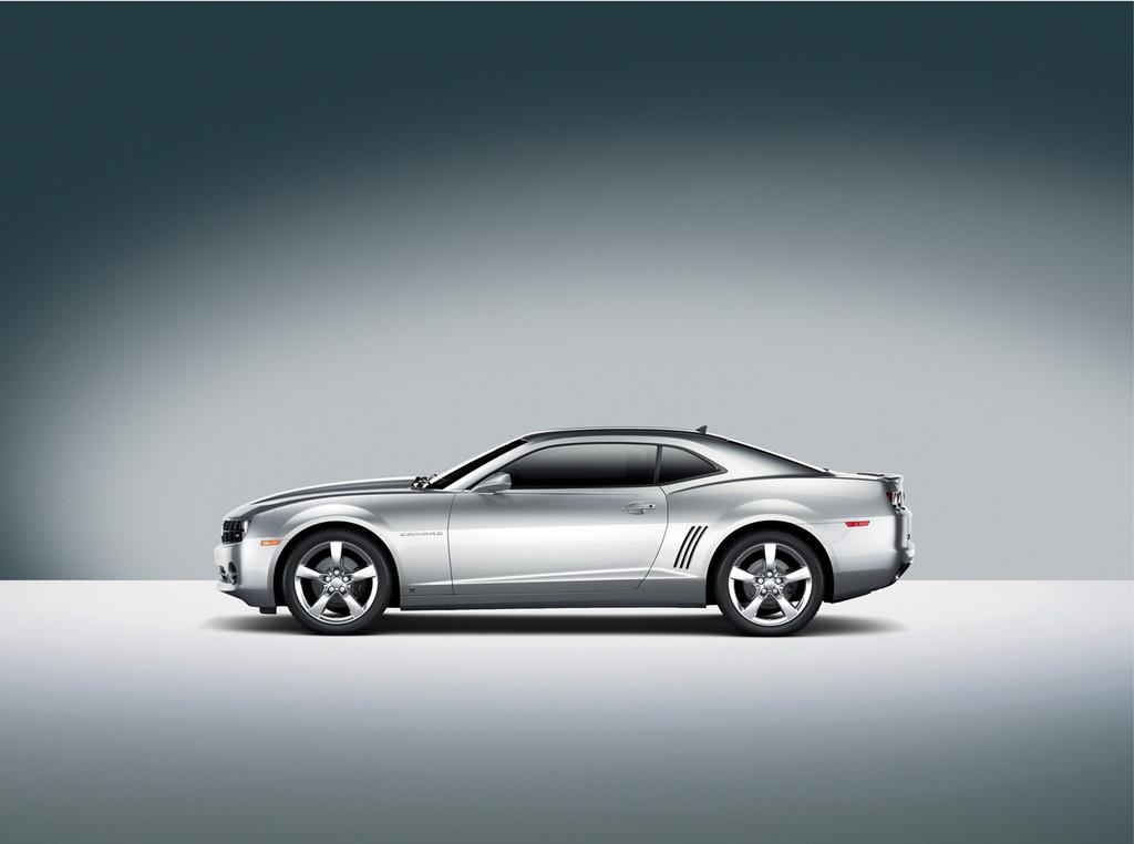 Foto de 2010 Chevrolet Camaro (10/56)