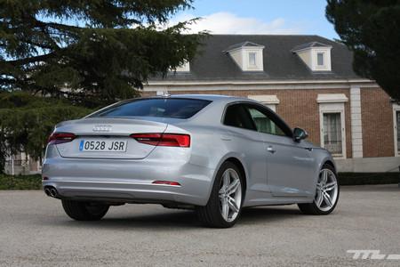 Audi A5 Coupe Prueba 3