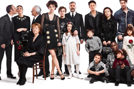 Dolce And Gabbana Fw 2015 Campaign 005