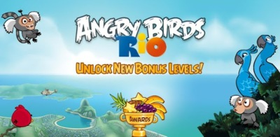 Angry Birds Rio se actualiza para recibir 12 niveles extra