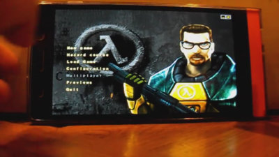 Así es como unos desarrolladores independientes está portando Half Life 1 a Android