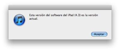 iOS 4.3 ya disponible
