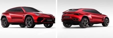 Lamborghini Urus Concept 2012 800x600 Wallpaper 06