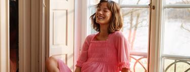 La nueva colección premamá de H&M mola tanto que hasta podemos recrear el look más famoso de Villanelle