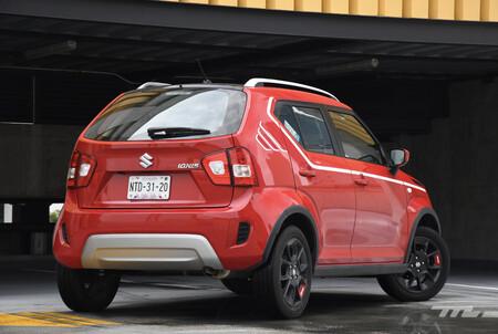Nissan March Vs Hyundai Grand I10 Vs Suzuki Ignis Comparativa Opiniones Mexico 10