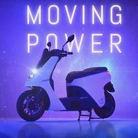 La moto eléctrica de hidrógeno existe y este scooter es la prueba: 110 km de autonomía y repostaje en tres minutos