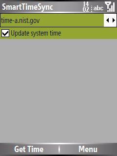 SmartTimeSync, ajusta la hora del móvil
