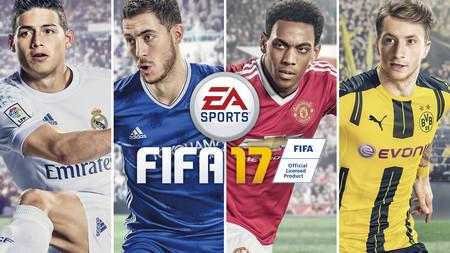 Origin y EA Access se anotan un tanto incorporando FIFA 17 a su catálogo el 21 de abril