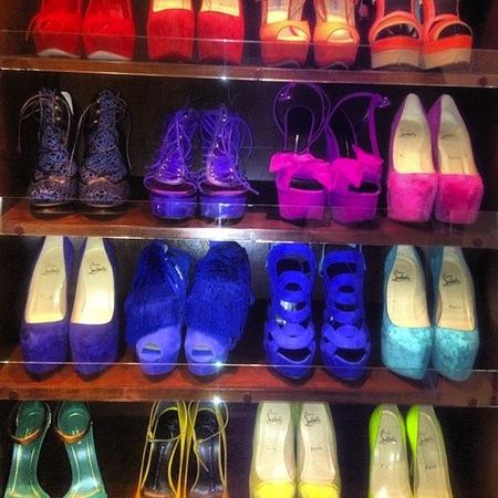Adivina quién... tiene un serio problema con la compra compulsiva de zapatos