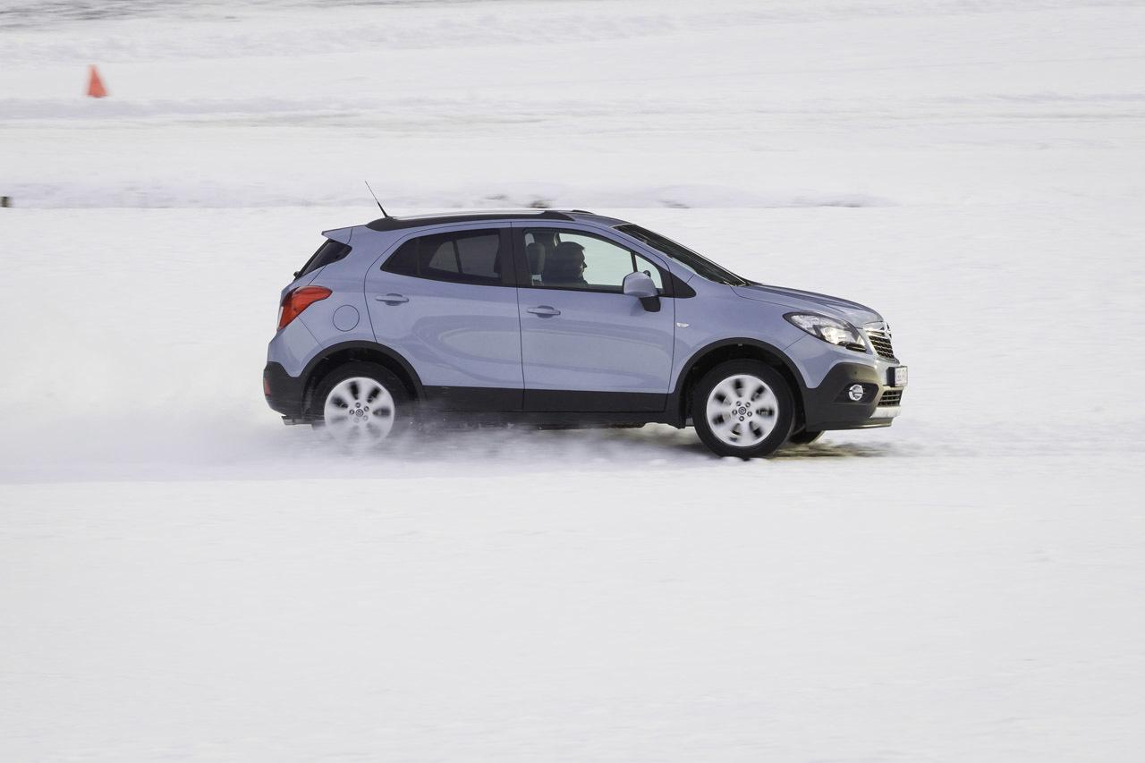 Foto de Opel Winter 4x4 (oficial) (17/39)