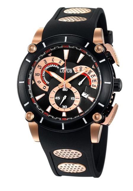 Reloj Vulcano, de Lotus