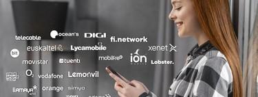 Las mejores tarifas de móvil y fibra en febrero de 2020