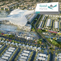 The Murcia Project: la loca ciudad que Arabia Saudí está construyendo a imagen y semejanza de Murcia