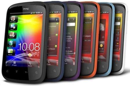 HTC Explorer, apostando por una gama de acceso a Android