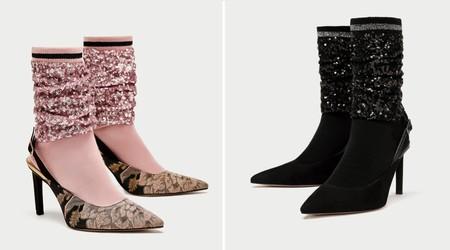 Zapatos Zara Feos 2