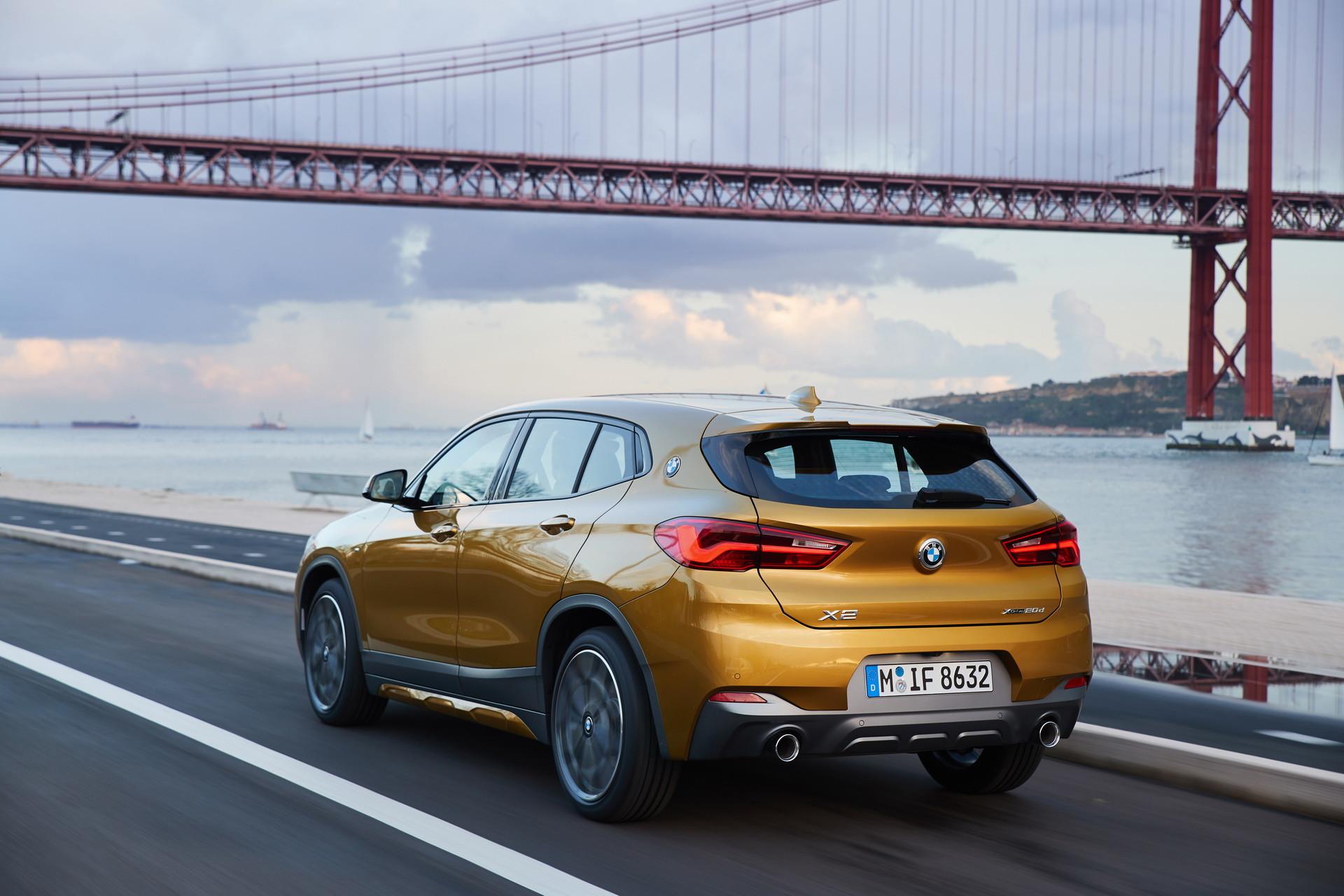 Foto de BMW X2 (16/29)