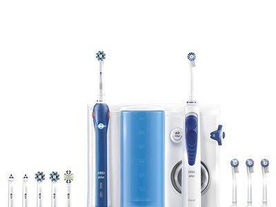 Black Friday: Irrigador dental Oral-B OxyJet + Cepillo Pro 3000 por 77,44 euros