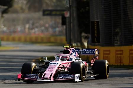 Lance Stroll Racing Point Australia F1 2019
