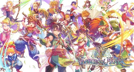 Echoes of Mana, un RPG en el que aparecerán todos los personajes de la saga Mana, es anunciado para móviles junto con Trials of Mana