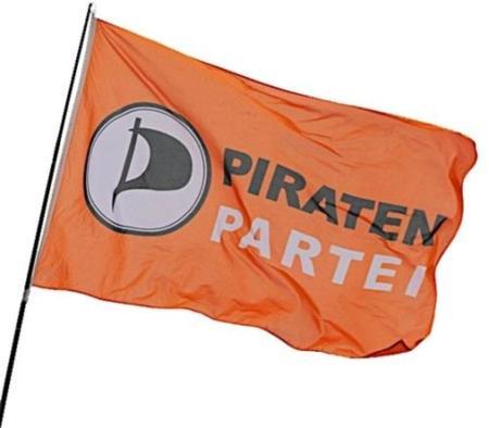 El Partido Pirata continúa imparable en Alemania