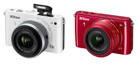 Nikon 1 J3 y Nikon S1
